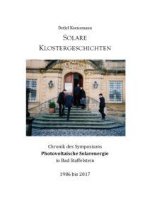 Titelbild Solare Klostergeschichten